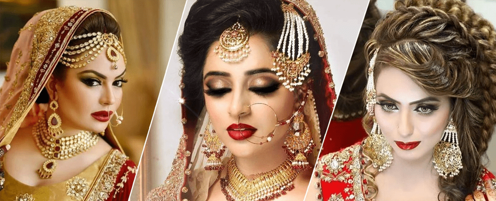 MAKEUP COURSES: BRIDAL MAKEUP