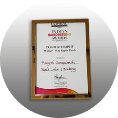 Indian Hairdressing Awards 2016-17