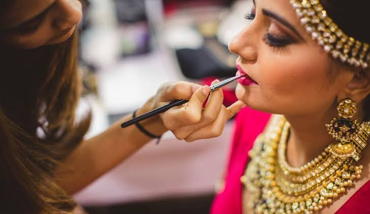 bridal makeup course
